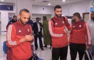 فيديو/وصول منتخبات ليبيا و غينيا الإستوائية لكرة القدم داخل القاعة للعيون