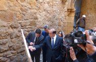 وزير غريب الأطوار .. عبيابة يتبرع بألفين درهم للكاتدرائية البرتغالية بآسفي !