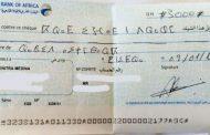 بنك مغربي يرفض صرف شيك بالأمازيغية و نشطاء يدشنون حملةً مقاطعة !