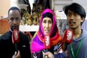فيديو   مشاركة واسعة لدول أجنبية في الأسبوع الوطني للصناعة التقليدية بمراكش !