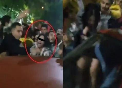 اغتصاب جماعي لفتاة مغربية ليلة رأس السنة في مصر !