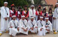 فرار فرقة موسيقية مغربية بفرنسا !