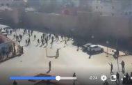 فيديو | مواجهات بين فصائل كروية بمدينة سلا !