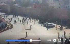 فيديو   مواجهات بين فصائل كروية بمدينة سلا !