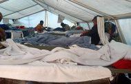 أزيد من 800 تونسي محتجزين في خيام بلاستيكية بمليلية !